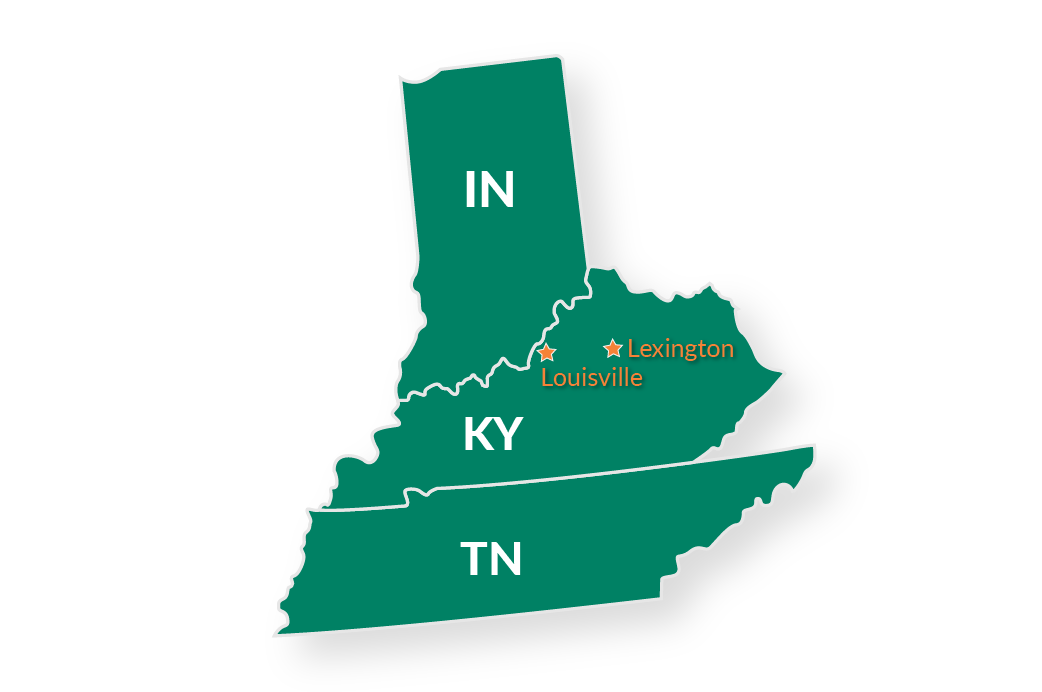 TriState Map