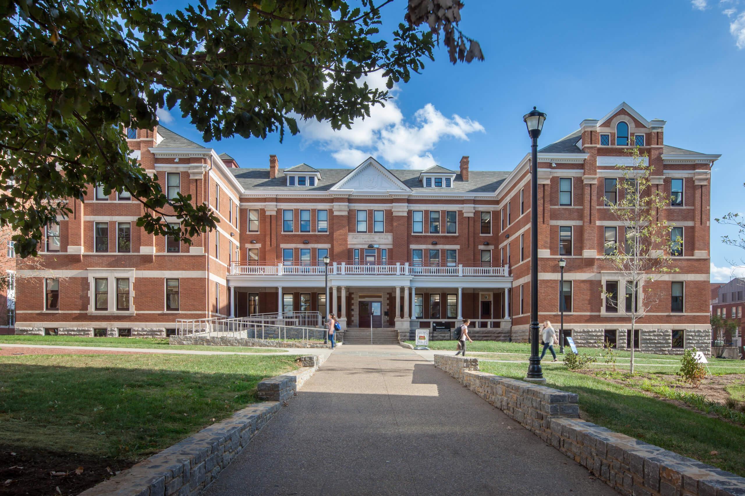 University of Kentucky, Patterson Hall