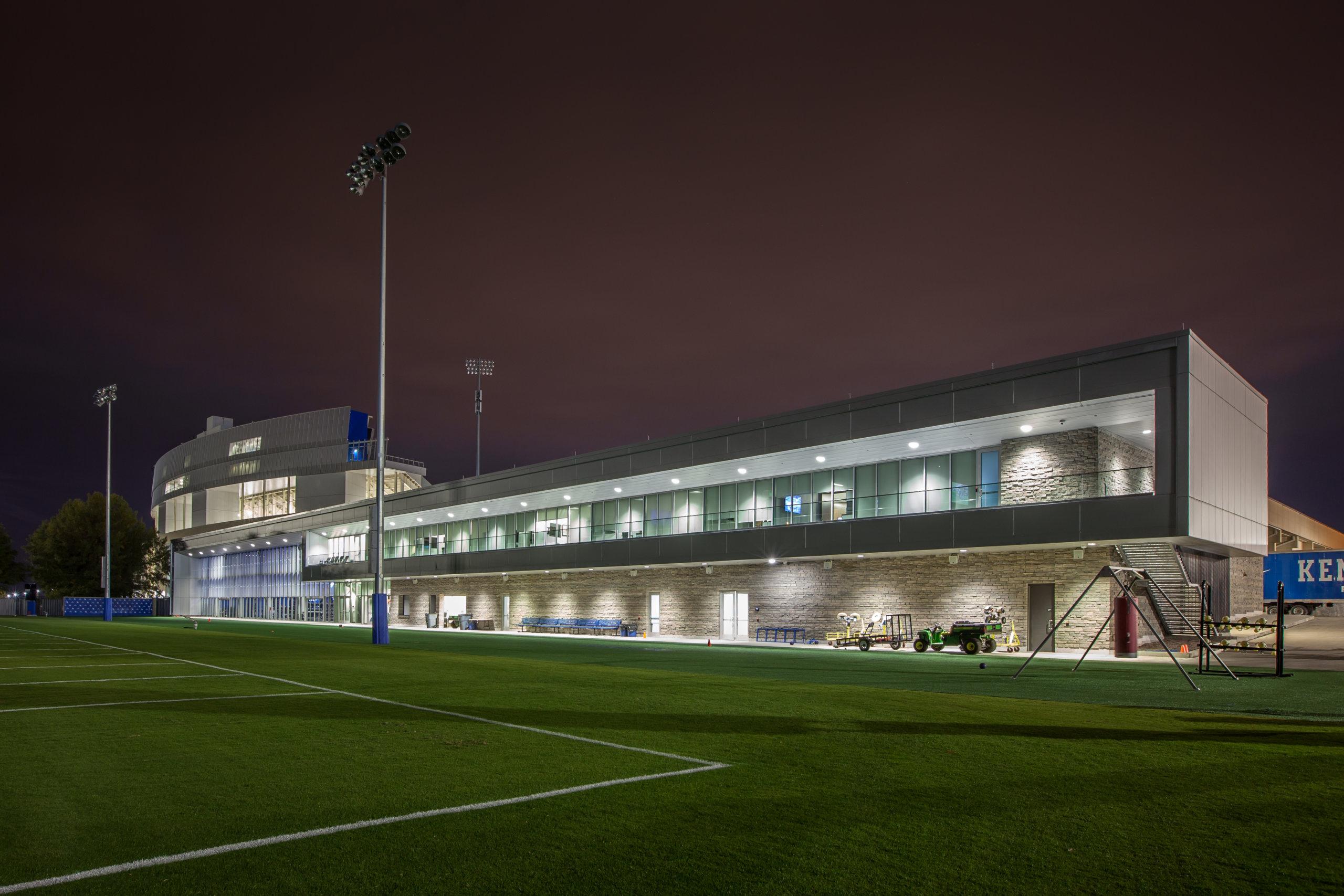 UK Football Training Center